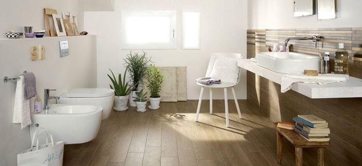 Gres porcellanato effetto legno piastrelle - Piastrelle effetto legno per bagno ...