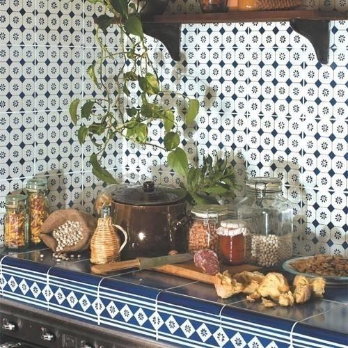 Mattonelle piastrelle caratteristiche delle mattonelle for Piastrelle cucina tipo vietri