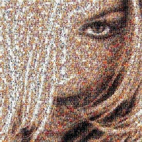 Mosaico digitale piastrelle - Piastrelle tipo mosaico ...