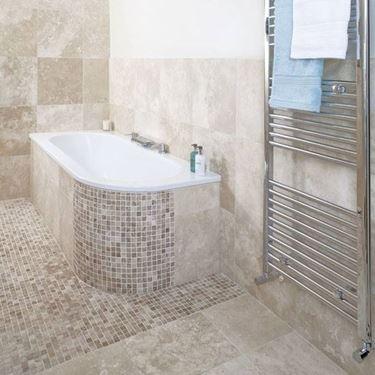 piastrelle bagno mosaico