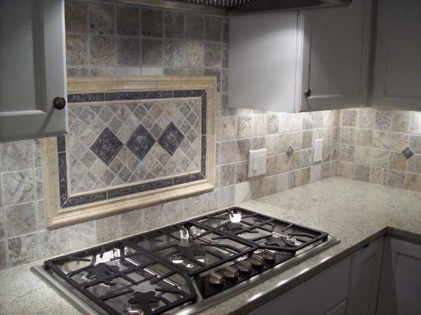 Piastrelle cucina in muratura - Piastrelle