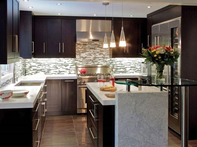 piastrelle cucina moderna - Piastrelle