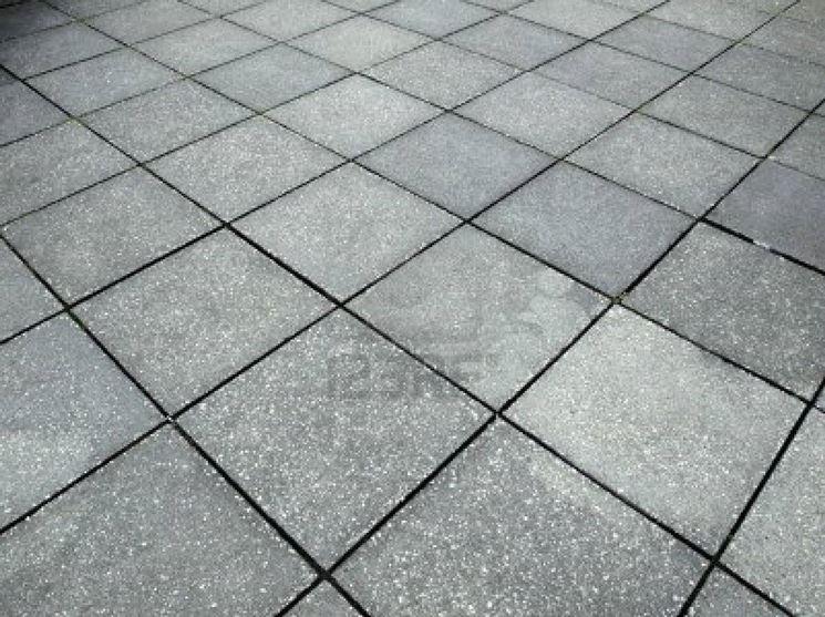 Piastrelle di cemento piastrelle - Piastrelle esterno 50x50 ...