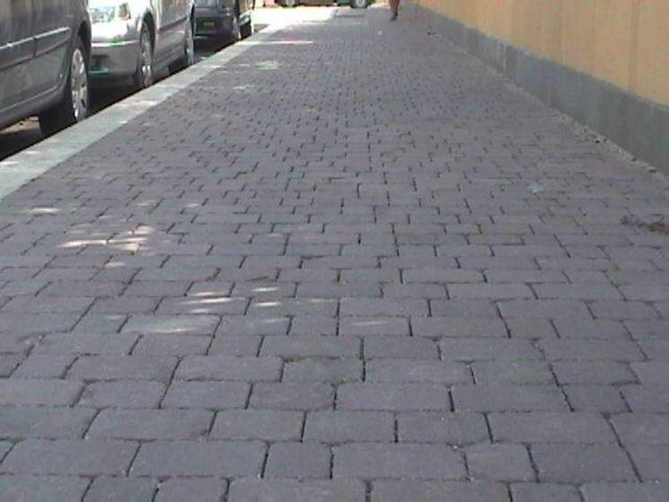Piastrelle di cemento piastrelle - Piastrelle giardino cemento ...