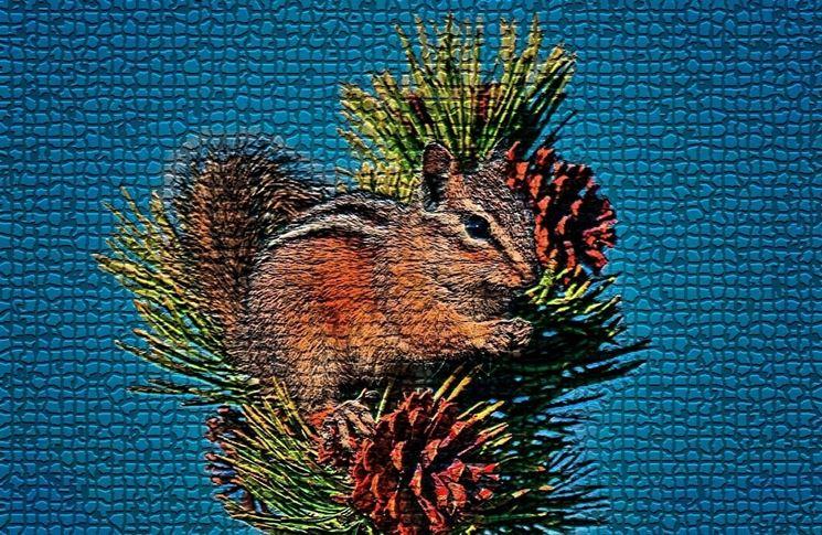 Piastrelle mosaico piastrelle - Piastrelle tipo mosaico ...