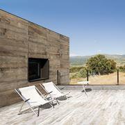 piastrelle per terrazzo moderno