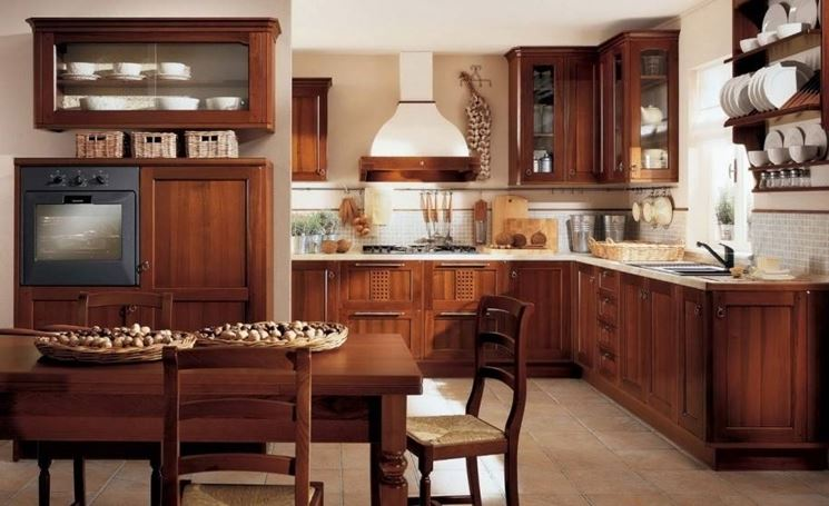 Awesome Piastrelle Per Cucina Classica Pictures - Ideas & Design ...