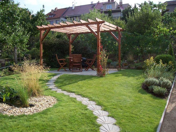 piastrelle giardino