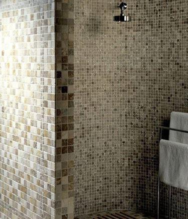 rivestimento a mosaico
