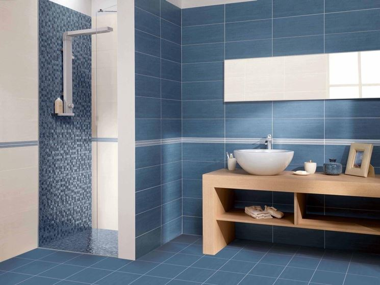 Rivestimenti bagno piastrelle for Bathroom design 9x9