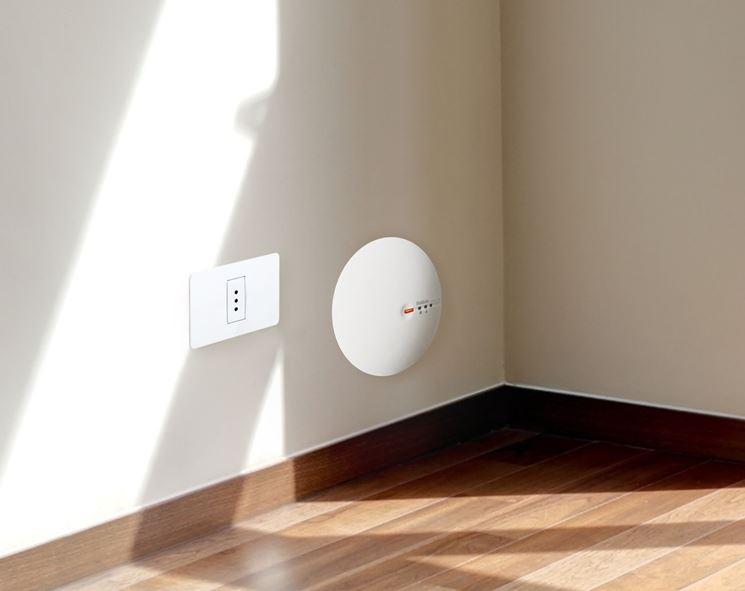 dispositivo di allarme per terremoto