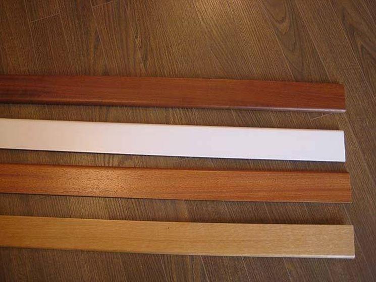 Battiscopa In Legno : Battiscopa in legno