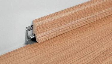 battiscopa parquet legno