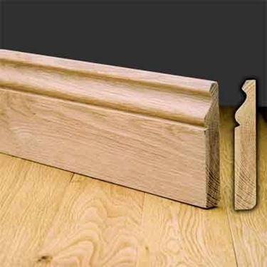 battiscopa legno