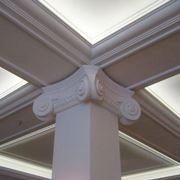 colonne in cartongesso per interni