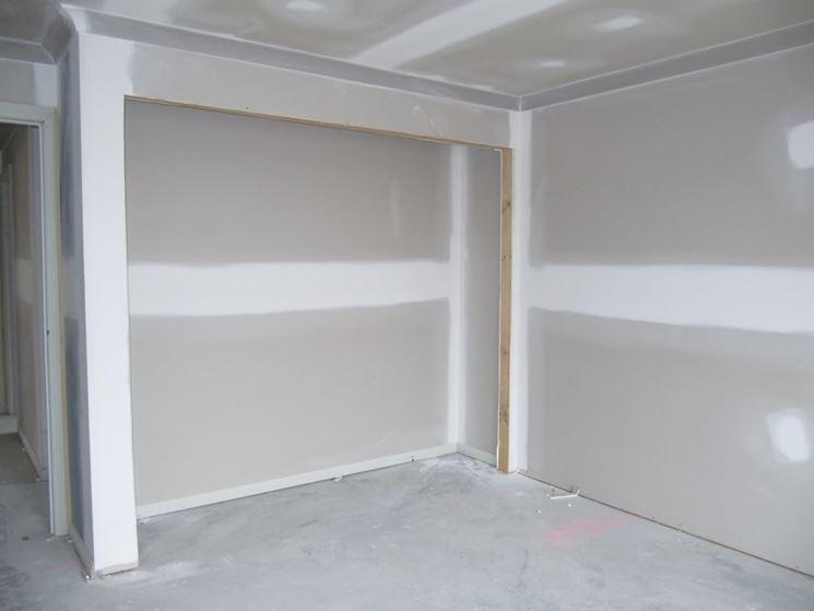 Pareti attrezzate in cartongesso - Cartongesso - Caratteristiche delle pareti attrezzate in ...