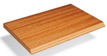 Soppalco in legno lamellare