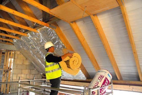 Coibentazione tetti - Copertura tetto