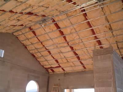 Copertura tetto coibentato copertura tetto - Isolamento tetto interno ...