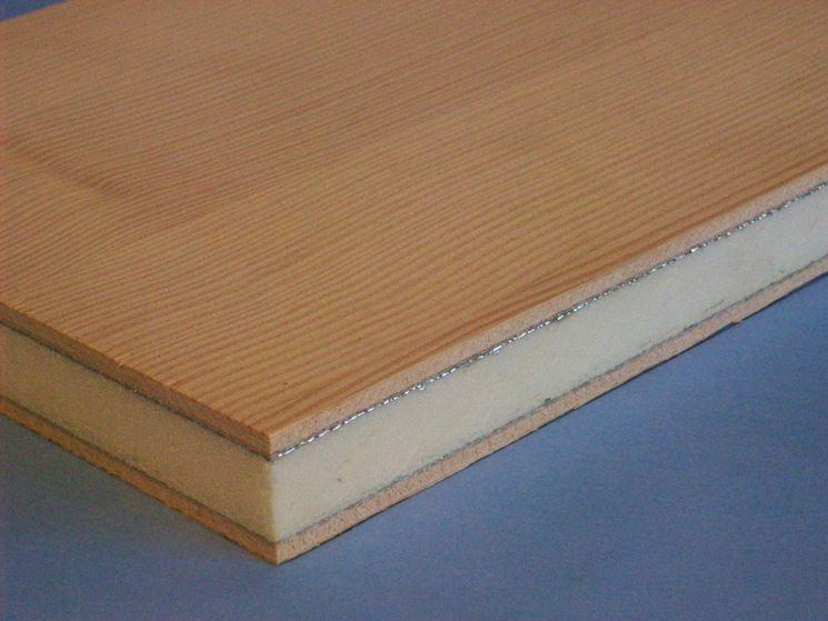 Cappotto esterno isolamento come viene realizzato un - Sughero isolante termico interno ...
