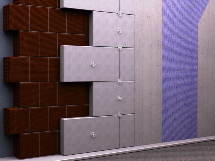 Cappotto termico esterno e interno isolamento isolare - Isolamento acustico interno ...