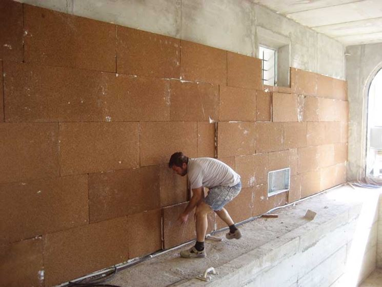 Cappotto termico esterno e interno isolamento isolare - Isolare il tetto dall interno ...
