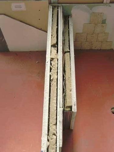 Come funziona il cartongesso isolante termico