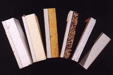 Cartongesso isolante termico isolamento isolanti for Isolamento termico pareti interne