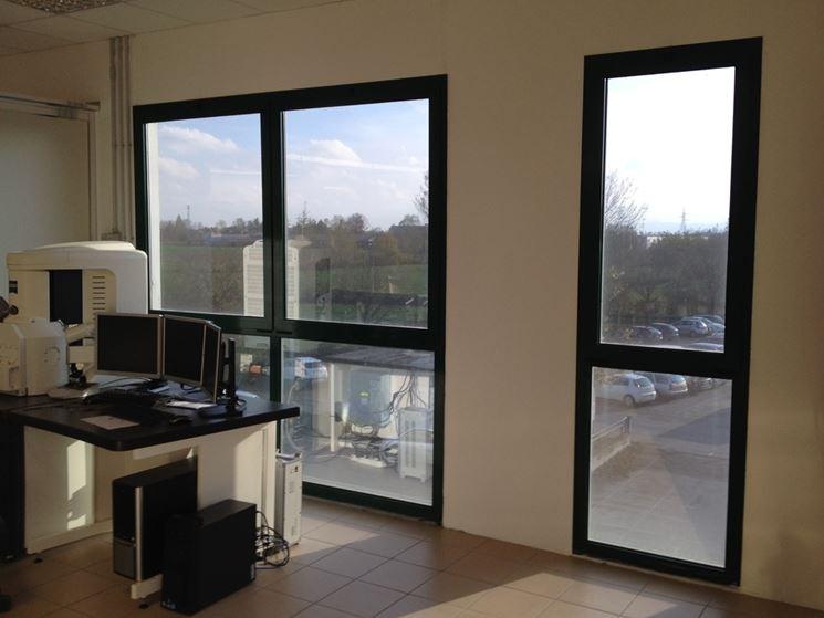 finestre con pellicole solari