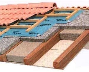 Isolante termico pavimento isolamento - Isolamento tetto interno ...