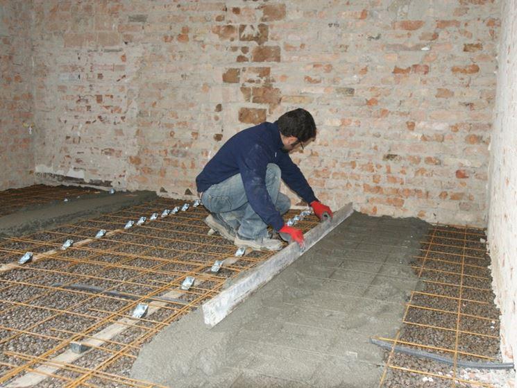 isolare con argilla espansa