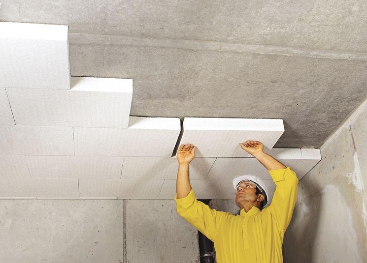 Isolare un pavimento isolamento come fare isolamento - Isolare il tetto dall interno ...