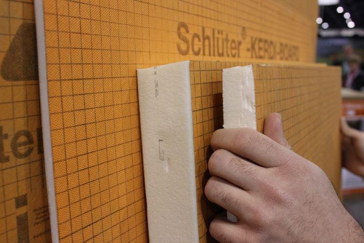 pannelli impermeabilizzanti pareti