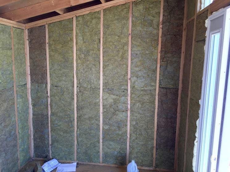Isolamento termico interno delle pareti