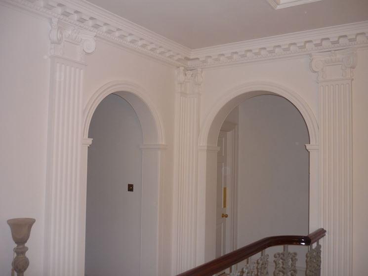 Archi in gesso per interni pareti divisorie realizzare - Archi in gesso per interni ...