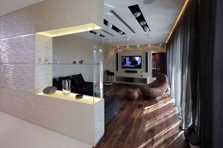 Pareti divisorie cucina soggiorno pareti divisorie for Elementi divisori per interni