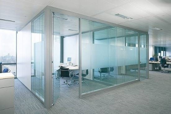 Pareti divisorie in vetro pareti divisorie for Pareti divisorie vetrocemento