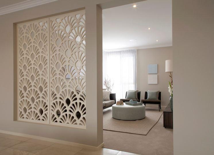 Pareti divisorie per appartamenti - Pareti divisorie - Funzionamento delle pareti divisorie