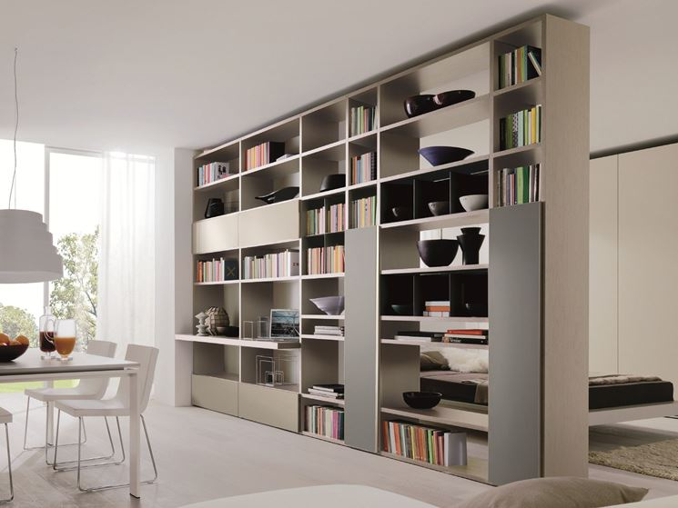 Pareti divisorie per appartamenti - Pareti divisorie - Funzionamento delle pa...