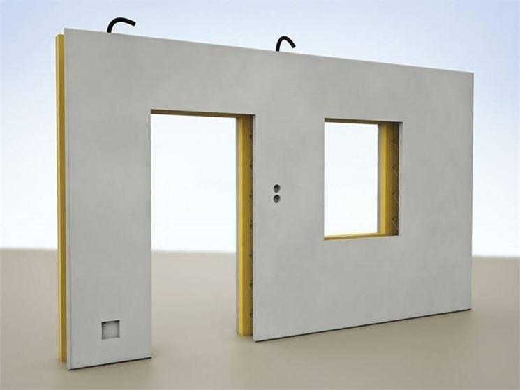 Pareti divisorie prefabbricate pareti divisorie for Pareti mobili da ufficio