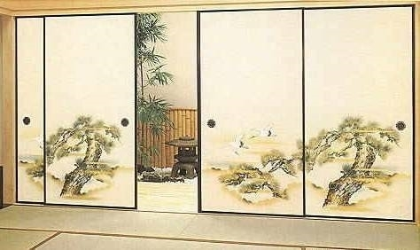 pareti scorrevoli giapponesi - Pareti divisorie