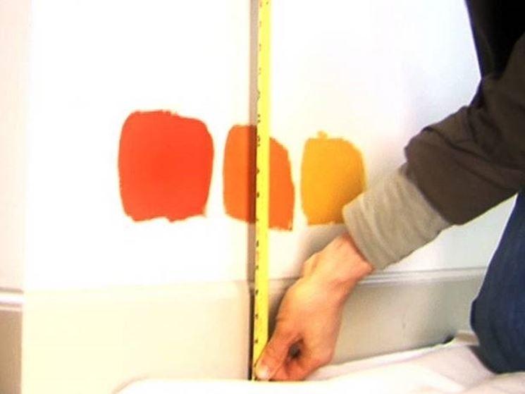 misurazione parete