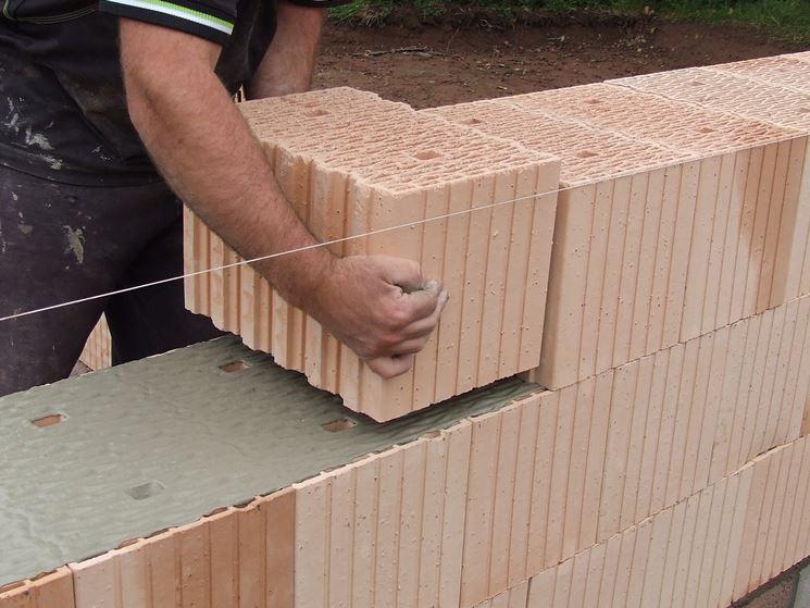 costruzione con termolaterizio
