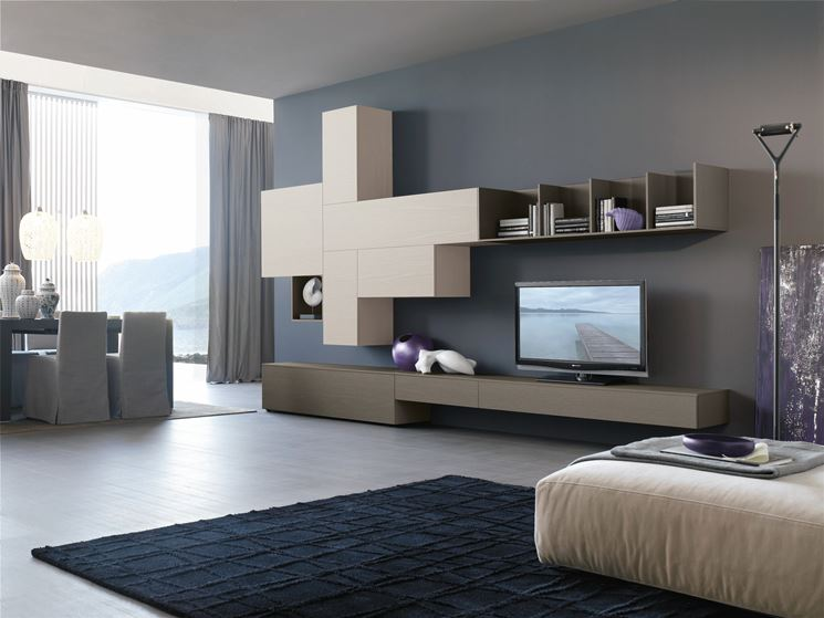 Colore grigio per ridisegnare la propria casa pareti for Arredamento grigio