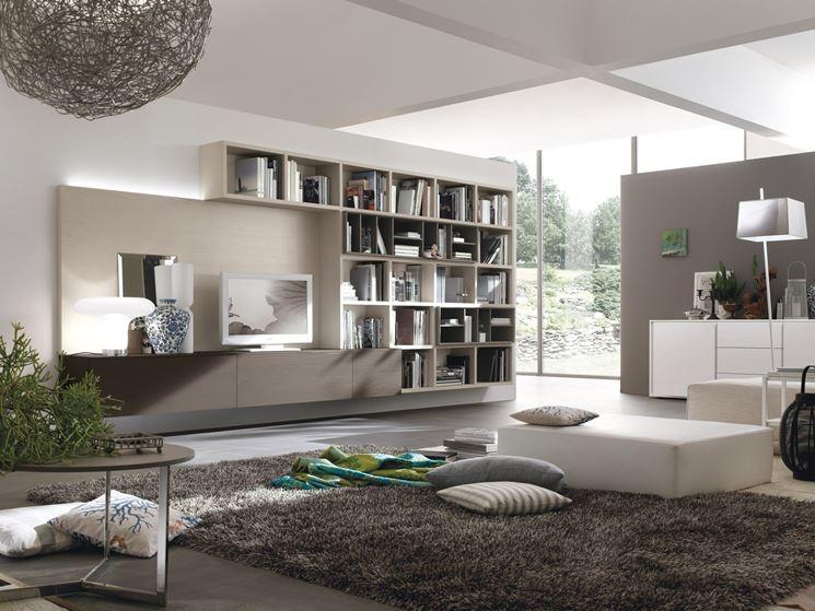 colore grigio per ridisegnare la propria casa - pareti - pareti ... - Arredamento Colori Pareti Casa