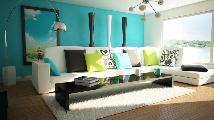 Esempio tabella colori parete
