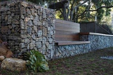 muro di sassi