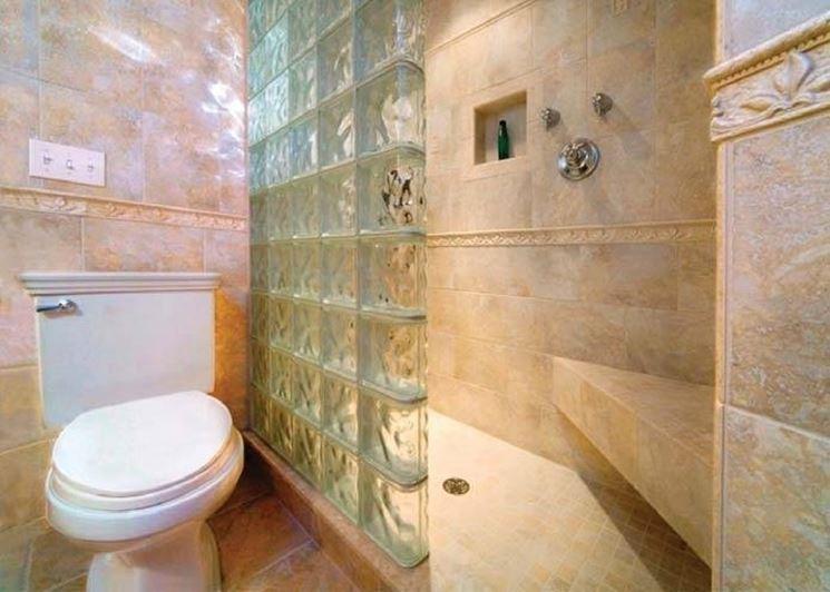 Costruire pareti in vetrocemento pareti come costruire - Costruire bagno ...