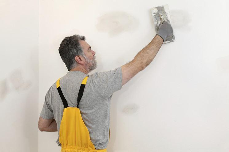 intonacare pareti