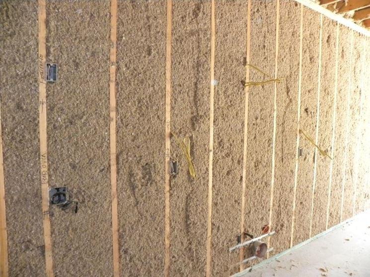 Isolare una parete interna pareti isolamento interno - Isolamento acustico interno ...